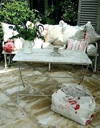 Shabby Chic Outdoor Furniture Shabby Chic Garden Chair – Wfud