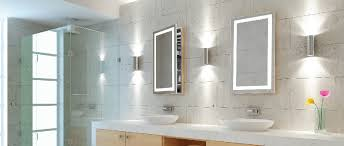 lighted mirror medicine cabinet house decorations