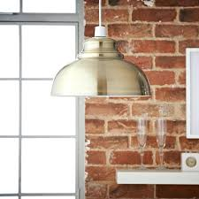 Menards Small Lamp Shades by Buy John Easy Fit Ceiling Pendant Shade Vintage Metal Light Shades