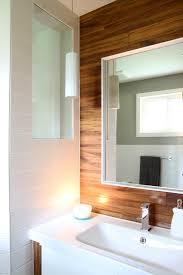 Mid Century Modern Bathroom Vanity Light by Skogsväg Mirror A Master Bathroom Makeover In A Midcentury