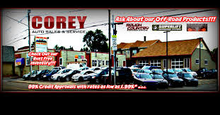 Corey Auto Sales And Service Depew NY | New & Used Cars Trucks Sales ...