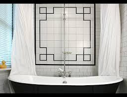 white subway bathroom tiles design ideas
