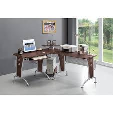 Techni Mobili L Shaped Computer Desk by Corner Home Furniture Stock