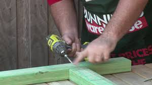 Shed Anchor Kit Bunnings by How To Build A Gate Bunnings Warehouse