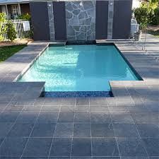 paving pool coping lifestyle landscaping