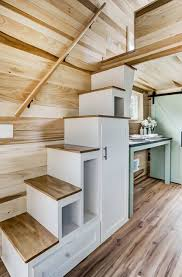 100 Tiny House Newsletter Clover Tiny House Comes With Its Own Large Social Area Video