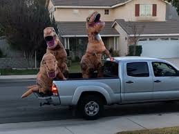 Goofy T-Rex Costume Is A Big Funny Trend - Business Insider Jurassic Truck Trex Dont Call It A Hummer Trex Products 54197 Grille Insert Upper Class Mesh With Tape Launches The New Tour The Beast Shurtape Uk New Xmetal Grilles Truckin Magazine Planet Of Toysradio Control 110th Truck With Suspension 6 6391221bk Torch Series Center Bumper Mounts For 30 Led 631pcs World Park 2 Fit 75933 Tyrannosaurus Transport The T Rex Skin Ats American Simulator Dodge Ram 1997 Concept Youtube Photos 2017 Ford Super Duty By Wild Republic Mini Adventure Set Buy Online At Nile