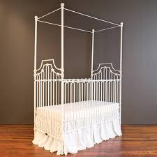 Bratt Decor Joy Crib Black by Parisian 3 In 1 Crib Distressed White