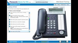How To Leave And Retrieve Messages On Your Panasonic VoIP Phone Or ... Panasonic Cordless Phone Plus 2 Handsets Kxtg8033 Officeworks Telephone Magic Inc Opening Hours 6143 Main St Niagara Falls On Kxtg2513et Dect Trio Digital Amazonco Voip Phones Polycom Desktop Conference Kxtg9542b Link2cell Bluetooth Enabled 2line With How To Leave And Retrieve Msages On Your Or Kxtgp500 Voip Ringcentral Setup Voipdistri Shop Sip Kxut670 Amazoncom Kxtpa50 Handset 6824 Quad 3line Pbx Buy Ligo Systems