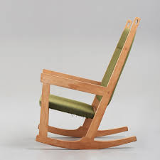 HANS J WEGNER, A Rocking Chair, Prototype For Getama ... Building A Modern Rocking Chair From One Sheet Of Plywood Maple Walnut Cm Creations 366 Chair Vitra Eames Plastic Armchair Rar Chairblogeu Page 2 Of 955 Chairs Design And Dedon Mbrace Summer Fniture That Rocks Bloomberg Designer Rocking Green Rose Mary Green Rosemary R012 Rocking Chair Oak High Quality Sofa Leather Tension Klara Collection Armchairs Poufs By Sketch Houe This Ula From Japan Might Be The Best Hans J Wegner Dolphin Rare Folding With Single Acme Tools