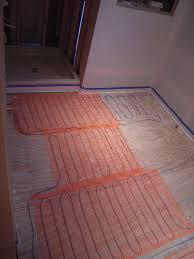 Suntouch Heated Floor Not Working by Tile Floor Adventures In Remodeling