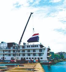 98 Pinterest Coastal Homes Three New Ships For American Cruise Lines Coastal Green Bathrooms