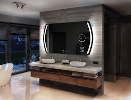 badspiegel mit led beleuchtung wandspiegel spiegel audio uhr