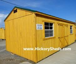 10x20 Shed Floor Plans by Old Hickory Sheds Utility Shed
