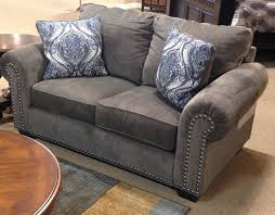 Ashley Levon Charcoal Sofa Sleeper by The U201cnavasota Charcoal U201d But The 3 Seater Ashley Furniture