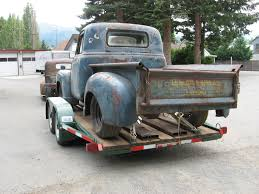 100 53 Chevy Truck For Sale 19 Pickup Shortend Moving Need To Sell Quickly In