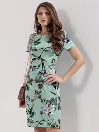 buy forever and ever floral bodycon dress for women women u0027s