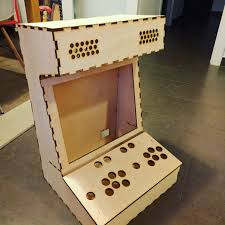 How To Build Your Own Bartop Arcade With Raspberry Pi | Made For ... Nes Bar Top Arcade The Build Super Geek Stuff How To Build Your Own Home Milligans Gander Hill Farm Kitchen With Also And A Bides Bartop Cabinet Plans Pub Images About On Pinterest Tops Copper Tables An Outdoor A Pebble Hgtv Island Diy Album On Imgur To Make Stools Building Counter Best Ideas