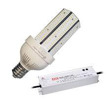 400 watt hid led retrofit corn bulb stubby with external driver