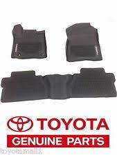2005 Toyota Avalon Floor Mats by Toyota Right Car U0026 Truck Floor Mats U0026 Carpets Ebay
