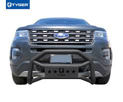 Front Bumper Guard 2011-2019 Ford Explorer | Textured Black | Light ... Truck Grille Guards Evansville Jasper In Meyer Equipment Armordillo 7166127 Ar Prerunner Style Black Modular Guard Ranch Hand Accsories Sport Bumpers For Sale North America Tds Bumper Dealer Hd Grill Guards Steelcraft Automotive Browse Brush From Luverne Body Accents Specialty Inc For Cars 10 Best Of Unique 11 Besten Bill Armor Bull Or No Consumer Feature Trend Volvo Lvnm 04 Current Exguard Air Design Super Rim Front