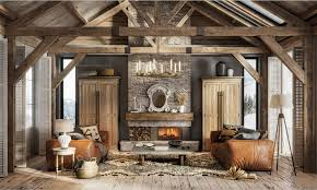 Cottage Livingroom How To Create The Cottage Interior Design In Your