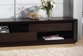 TV Stand by Beverly Hills Furniture in Wenge