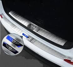 For Hyundai Tucson 2015 2016 2017 Car Trunk Rearguard Covers