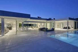 104 Beverly Hills Modern Homes 27 995 Million Newly Built Mansion In Ca Of The Rich