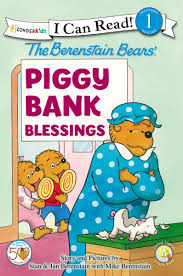 Berenstain Bears Halloween Book amazon com the berenstain bears piggy bank blessings i can read