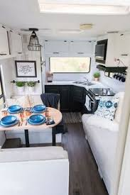 Diy Home Illustration Description Our DIY Camper Gorgeous Renovated RV Tour With