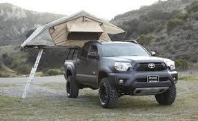 kodiak truck tent on a 2nd gen tacoma tacoma world