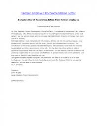 Sample reference letter for employee recent concept best ideas of