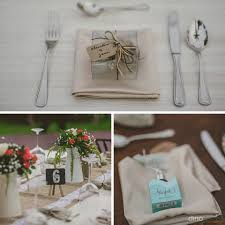 Wedding Gifts And Table Settings For The Bride Groom Entry No