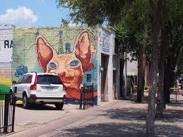 Deep Ellum Wall Murals by Deep Ellum The Apartment Specialist