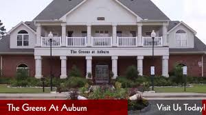 One Bedroom Apartments Auburn Al by The Greens At Auburn U2013 Auburn Al 36830 U2013 Apartmentguide Com Youtube