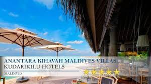 100 Kihavah Villas Maldives Anantara Kudarikilu Hotels US