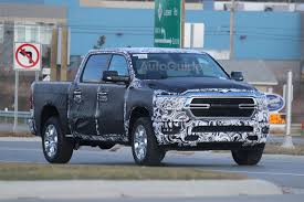 2019 Ram 1500 Reveals More Details In Latest Spy Photos - Dodge ...