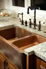 Farmhouse Style Kitchen Light Fixtures Love The Copper Sink With Faucet And Rustic Iron Pulls