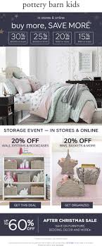 Pottery Barn Kids Coupons - 15-30% Off $100+ At Pottery