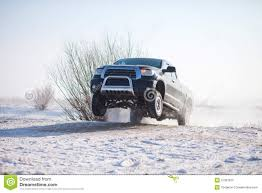 Truck Jump Stock Image. Image Of Speed, Travel, Nature - 37381915