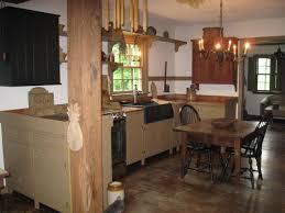 Primitive Kitchen Countertop Ideas by 403 Best Primitive Kitchens Images On Pinterest Country