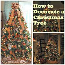 9ft Pencil Christmas Tree by How To Decorate A Christmas Tree Holiday Series 5 U2013 The Bajan Texan