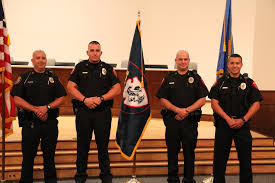 Owasso Christmas Tree Farm by Four New Owasso Police Officers Take Oath Of Office Thursday