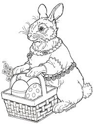 155 Best Easter Coloring Page Images On Pinterest