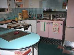 208 Best Retro Vintage Kitchens Images On Pinterest