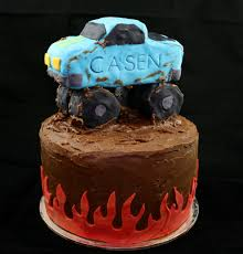 Monster Truck Cake | 7