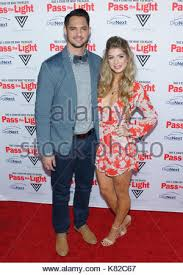 Allie DeBerry Premiere for Pass The Light at the ArcLight