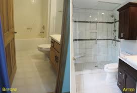 Custom Shower Remodeling And Renovation Guest Bathroom Remodel In Bay Wisconsin Portside