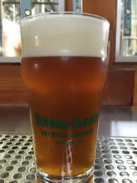 imperial pint glass 20 oz redwood curtain brewing co